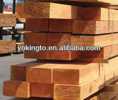Cedar rough lumber with low prices