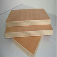 China top reliable factory laminated birch plywood 18mm