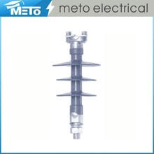 Meto ELectrical china supplier 10KV high voltage 4KN silicone rubber composite pin type insulator