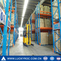 Heavy Duty 4.5T per layer steel warehouse storage palleting racks for industrial storage
