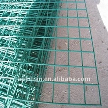 China Anpin MT PVC coated welded wire mesh panel