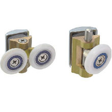 new copper shower bath sliding pulley from sowo