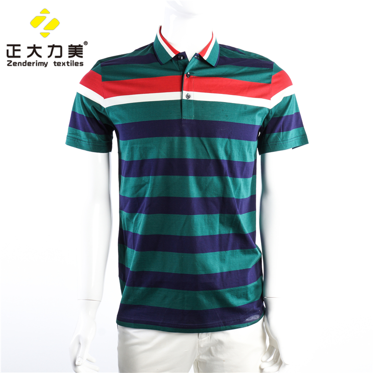 Polo shirt men manufacture clothing