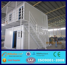 modern two-storey container house/shipping container homes for sale used