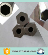 hexagonal steel tube with best price