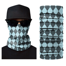 Multifunctional Seamless Design Your Own Face Cheap Custom Face Bandana Printing