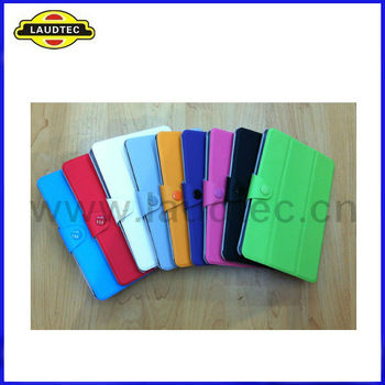 For iPad Mini Fashion Smart Cover, Laudtec Hot Selling
