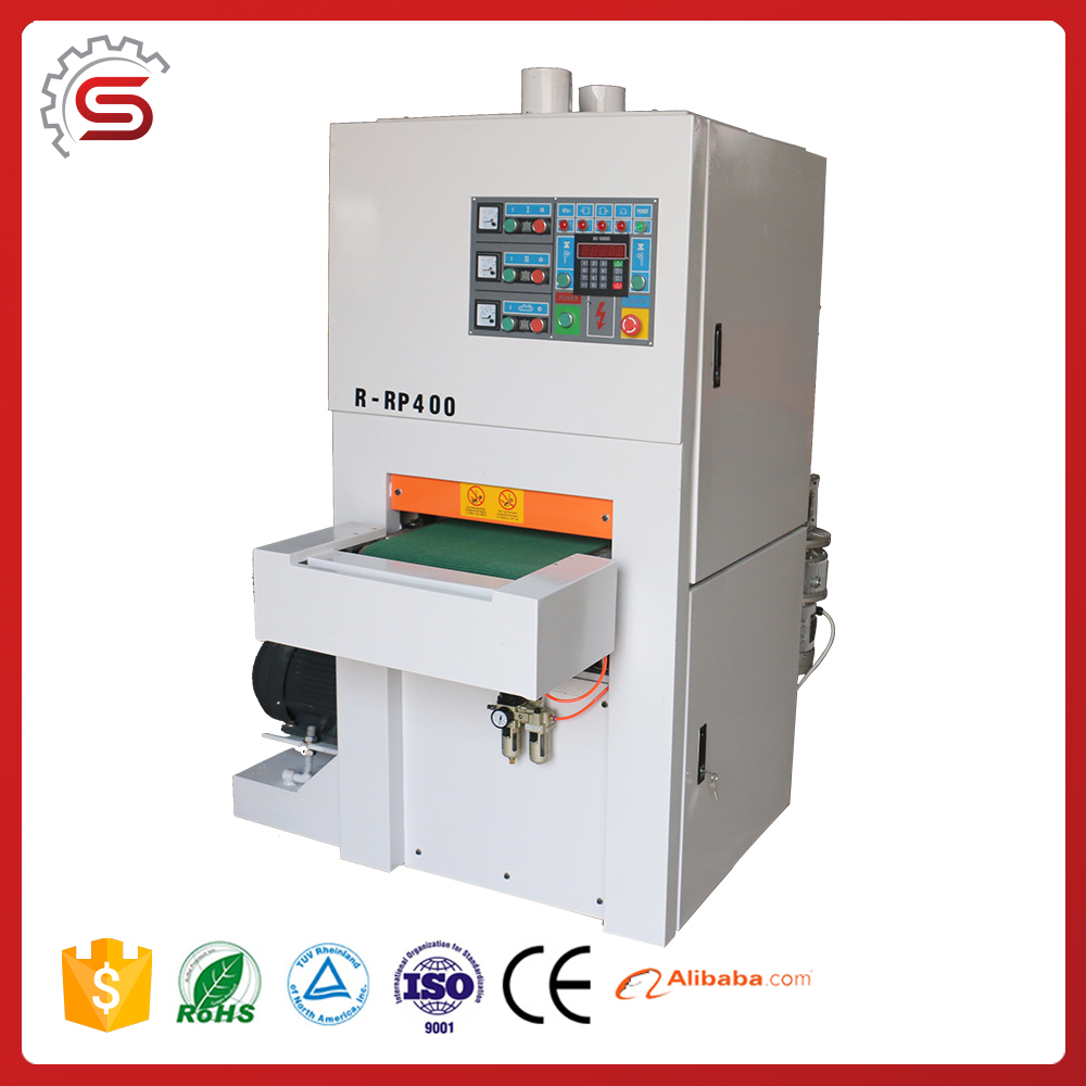 plywood sanding machine STR400R-RP round rod sanding machine sander machine