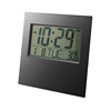 Factory Supply Square Digital Weather Station Table Clock