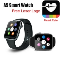 Heart Rate Monitor IP67 waterproof promotional gift wearable android cell phone