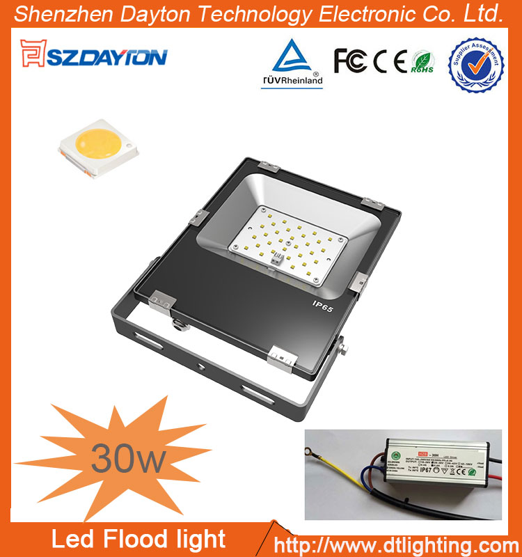 Quality product 30 watt led outdoor light 30w competitive price stainless steel led flood light