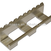 Custom Made Nonstandard CNC Aluminum Machining