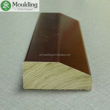 UV finish wood veneer wrapped architrave