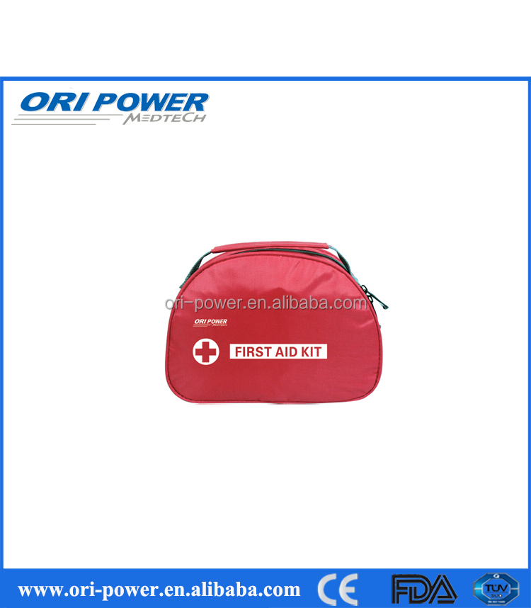 OP wholesale CE FDA ISO approved portable practical car accident first aid kit