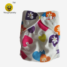 Print color Baby cloth Diaper & baby care products & cloth daiper made in china