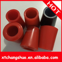 iso9001 ozone resistant custom made rubber sleeves joint bushing products Rubber Damping block/Silencer block
