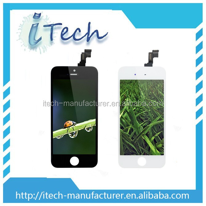 Paypal accepted lcd screen for iPhone 5s at factory price