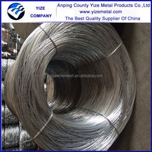 BWG10-BWG22 hot dipped galvanized iron wire export to Malaysia , Singapore , south Africa , India