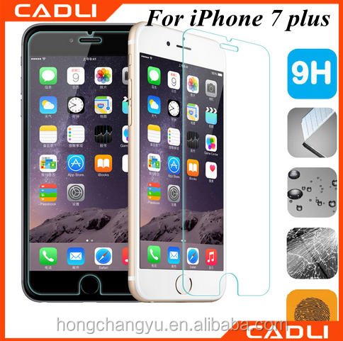 new arrival high transparent ultra thin mobile screen guard for iphone 7 plus