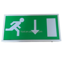 30 pcs SMD 3014 LED Recahargeable LED Emergency Exit Sign For 3 Hours