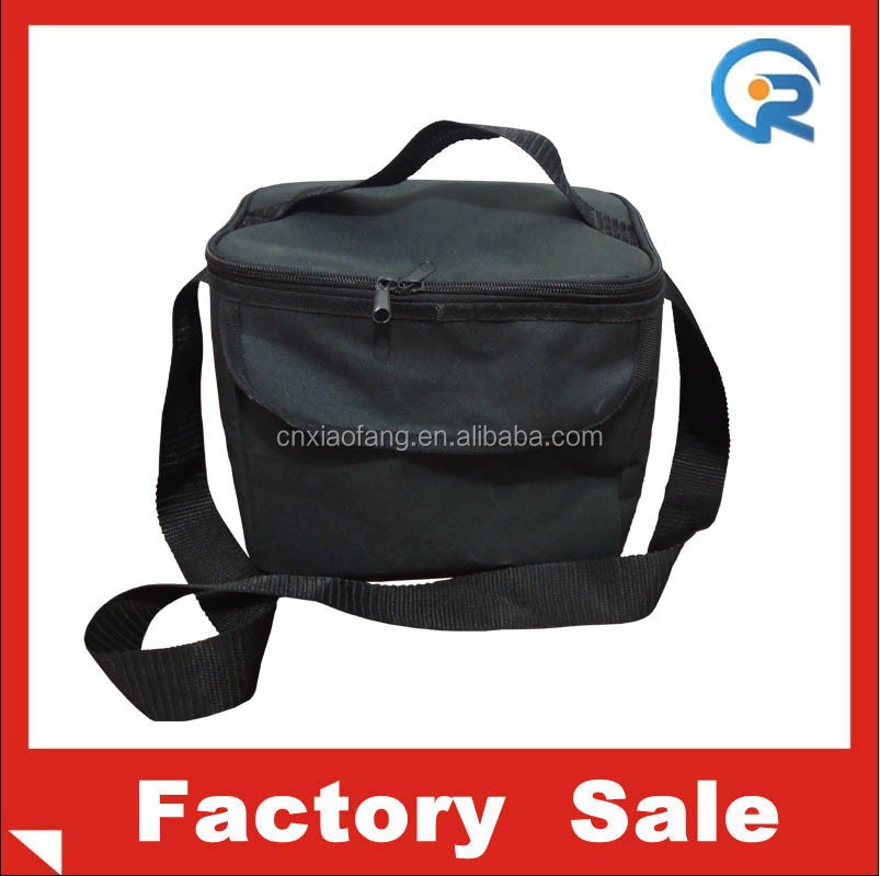 Insulated style polyester cooler bag for frozen food