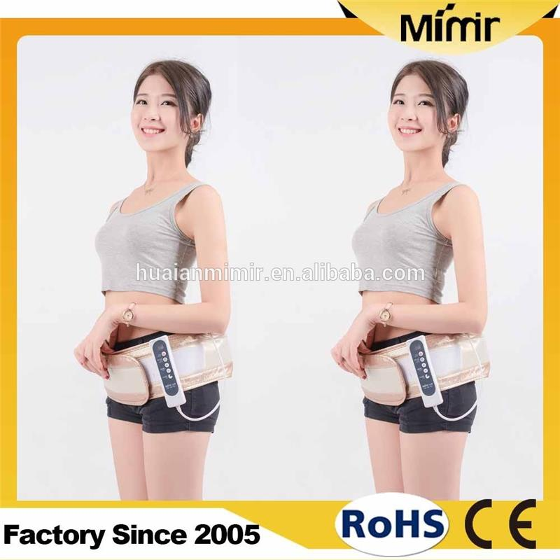 2015 New Fitness Spiral Massager Electric Slimming Massage Belt with CE&ROHS