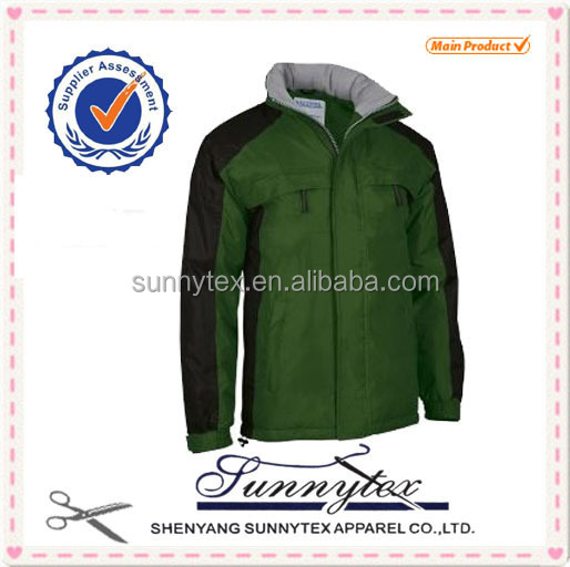 SUNNYTEX multi-colors high quality jacket winter outdoor coats mens apparel