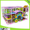 Kids plastic LLDPE Indoor Playground, children preschool soft play toys,indoor playground equipment for sale