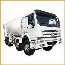 Hot product 8x4 concret mixer truck howo,cement mixer truck