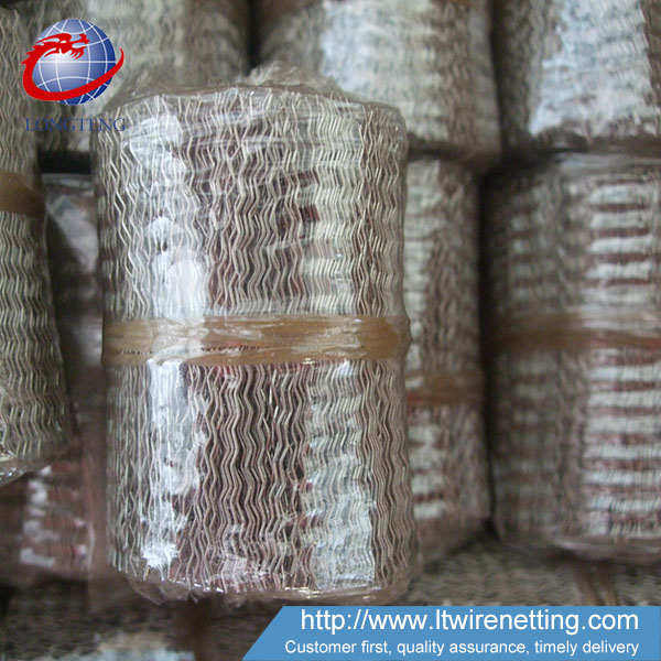 high quality 0.15mm 201 304 Stainless steel cleaning brush wire