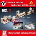 Factory Direct Sales PS foaming sheet extrusion machine line