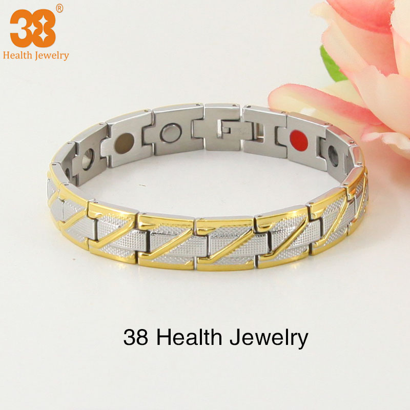Gold plating german stainless steel jewelry