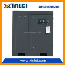 CCPM10A 8 bar hermetic compressor 380V 50HZ 10HP 7.5kw screw type air compressor