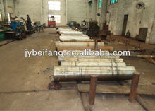 Custom Alloy Steel Industrial Spline Shafts blank