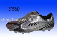 2011 new design hot selling football shoe