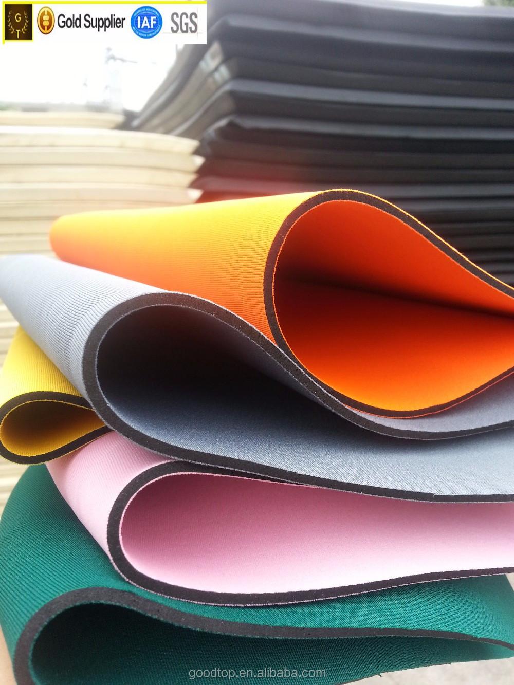 Design Best-Seller neoprene all'ingrosso prezzo tessuto Commercio all'ingrosso, produttore, produzione