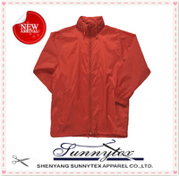 quick dry OEM high quality rain coat foldable outdoor bike rain jacket