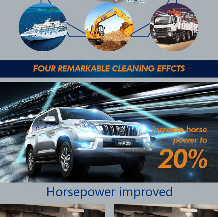 High Efficiency Car Engine Carbon Cleaning equipment