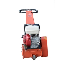 Pavement concrete milling machine hand push scarifier machine