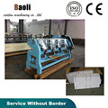 four knife slotting corrugated machine