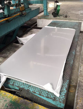 TYPE 444, W.-Nr. 1.4521 ( DIN X2CrMoTi18-2 ) cold rolled stainless steel sheets