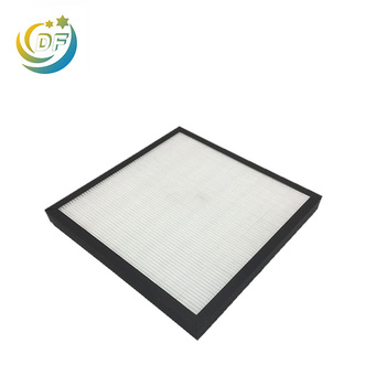 Reliable hepa filter material for home portable air