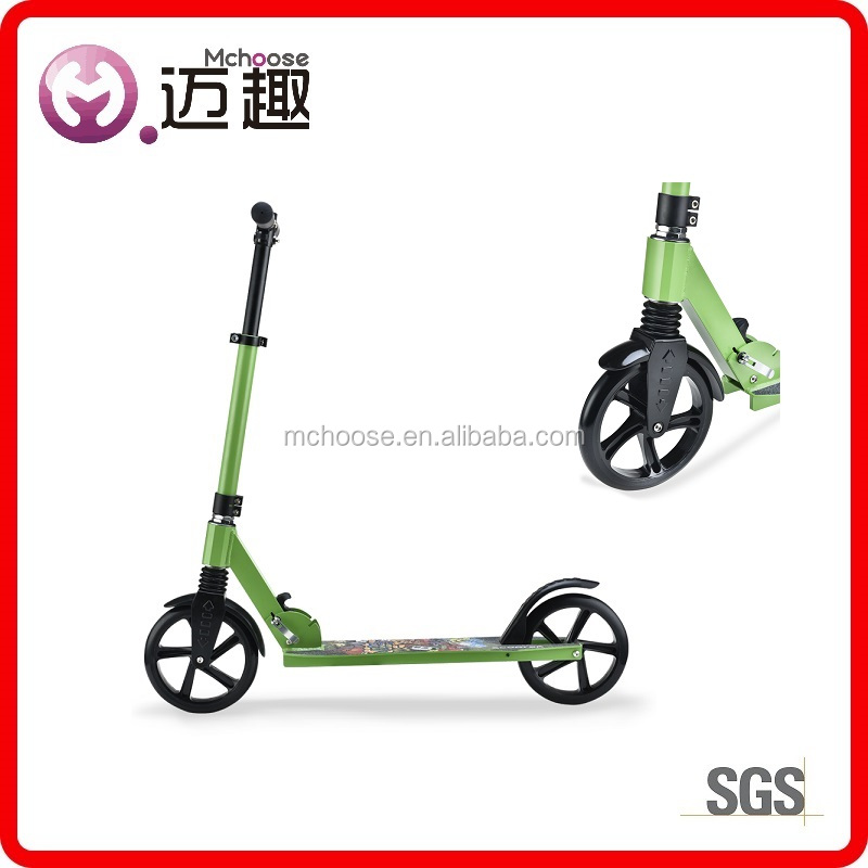 Double Pedal kick scooter for adult