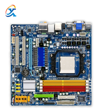 Hight Quality For Gigabyte GA-MA785GM-US2H Desktop Motherboard 785G Socket AM2 Motherboard DDR2 Micro ATX 100% Fully Test