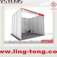 Aluminium Octanorm Similar Customized Standard Exhibition