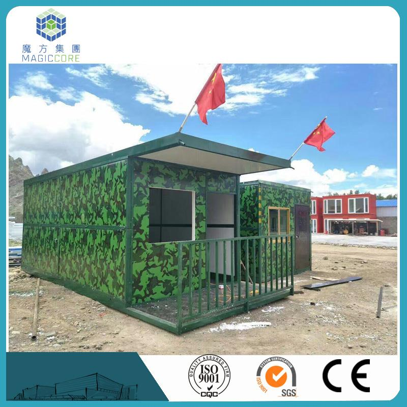 2016 super strong container house shelter easy build iso sandwich panel container house for sale