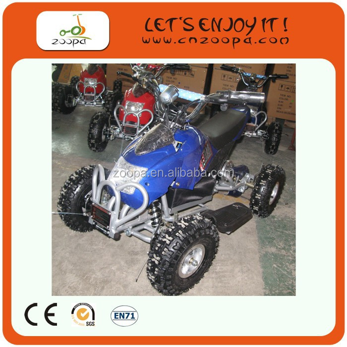 Differential Motor Adult Electric YongKang electric quad atv With CE