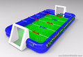 New inflatable soccer field for sale , portable football field for sport game