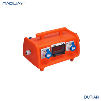 Power outlet box DTS003