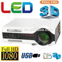 smallest 1080p led projector led floodlight projector dlp wifi projector
